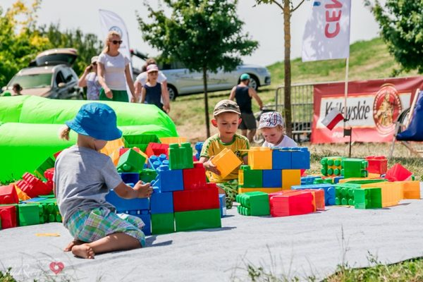 Zabawy plenerowe dla dzieci Warszawa - organizacja