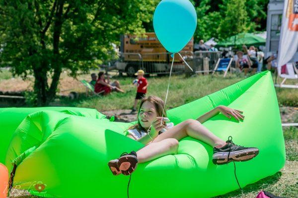 Zabawy plenerowe dla dzieci w Warszawie