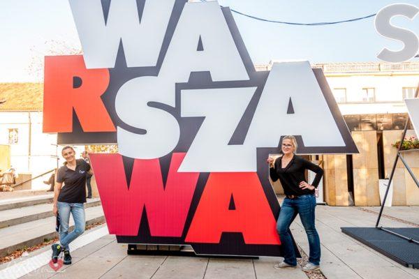 Organizacja wydarzeń dla miasta Warszawa