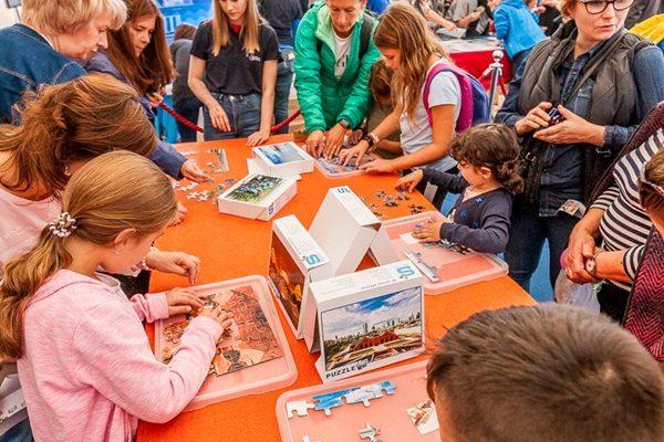 Organizowanie imprez plenerowych w Warszawie