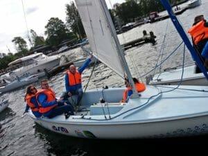 Organizacja wyjazdów integracyjnych na łódki