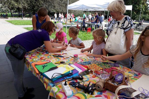 Eventy dla dzieci - organizacja