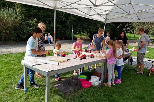 Organizowanie animacji dla dzieci Warszawa