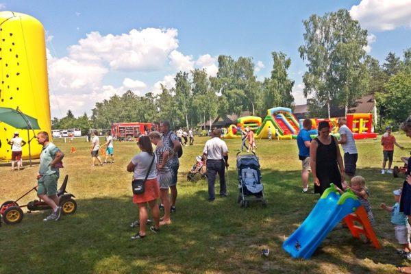 organizacja dużych pikników dla dzieci