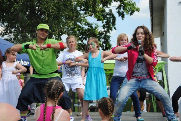 Organizacja występów tanecznych dla dzieci Warszawa