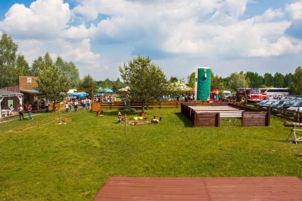 pikniki i zabawy dla dzieci organizacja
