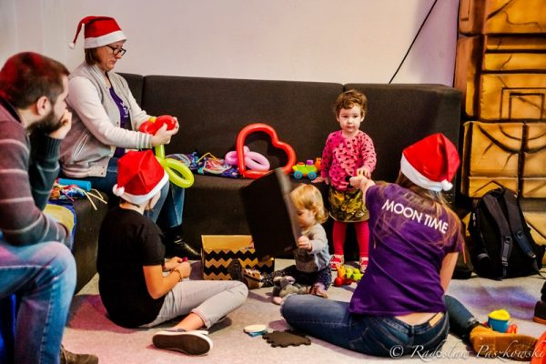 Organizowanie zabaw świątecznych dla dzieci Warszawa