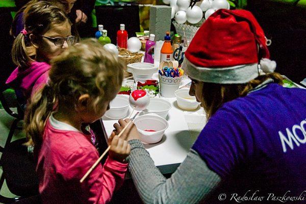 Zabawy świąteczne dla dzieci - organizacja