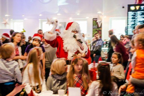 Mikołaj - organizacja spotkań dla dzieci Warszawa