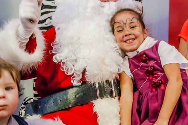 Spotkania z mikołajem, organizacja imprez świątecznych